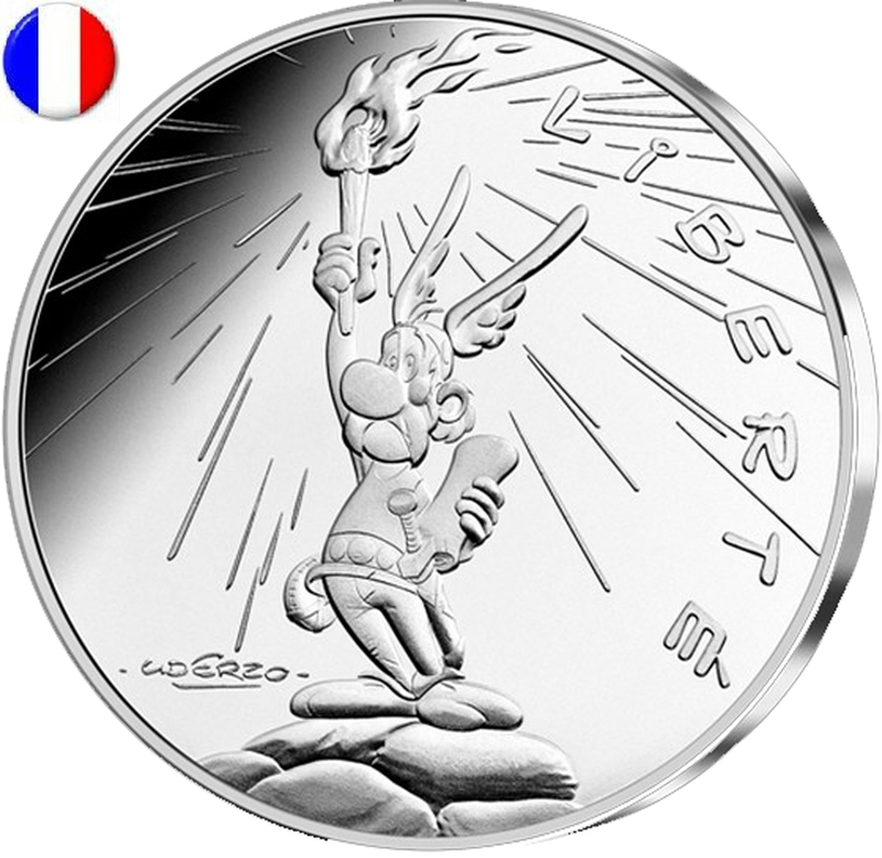 Nouvelle collection de pièce de la Monnaie de Paris - 30 mars 2015 101980049