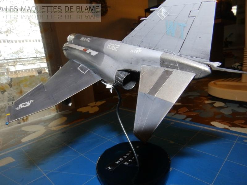 MCDONNELL DOUGLAS F-4S PHANTOM II, WFMA-232 US MARINE CORPS 1987 [italeri 1/72] 110060842