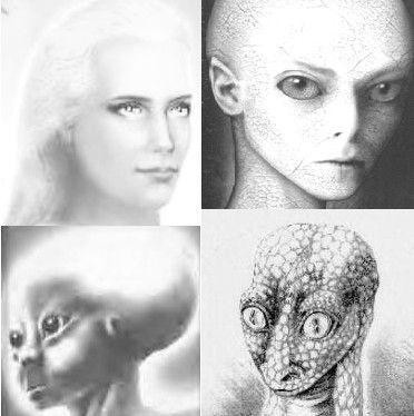 Les Races Humanoïdes existent sur toute les Planètes et Soleils !  (La Vie sur Vénus) 79863593_p
