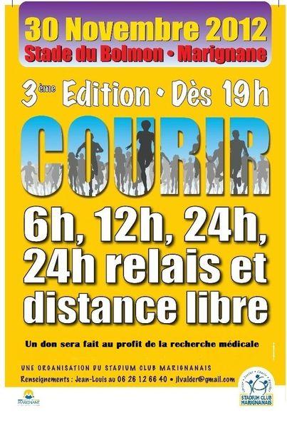 Téléthon: 6, 12, 24 h de Marignane: 30/11/2012 79404549_p