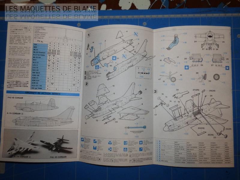 A7-A CORSAIR 2 VA-153 BLUE TAIL FLIES (1/72) HASEGAWA. 114193614