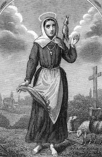 15 juin Sainte Germaine de Pibrac 41192962