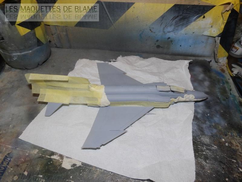 MCDONNELL DOUGLAS F-4S PHANTOM II, WFMA-232 US MARINE CORPS 1987 [italeri 1/72] - Page 2 109617881