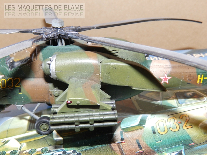 MIL MI-28A HAVOC PROTOTYPE NO32 (ZVEZDA) 1/72 111744102