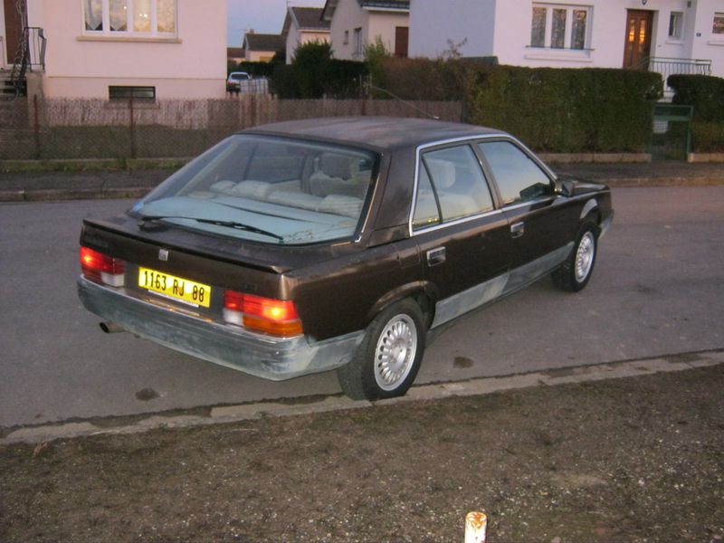 Ma Renault 25 GTX ABS 1986  92344646