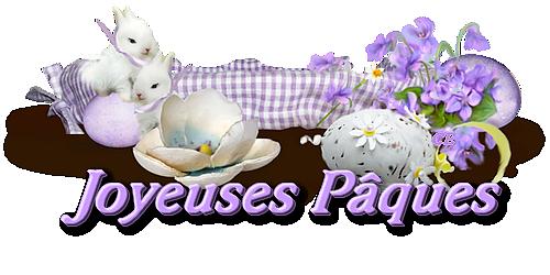 Joyeuses Pâques  109824487
