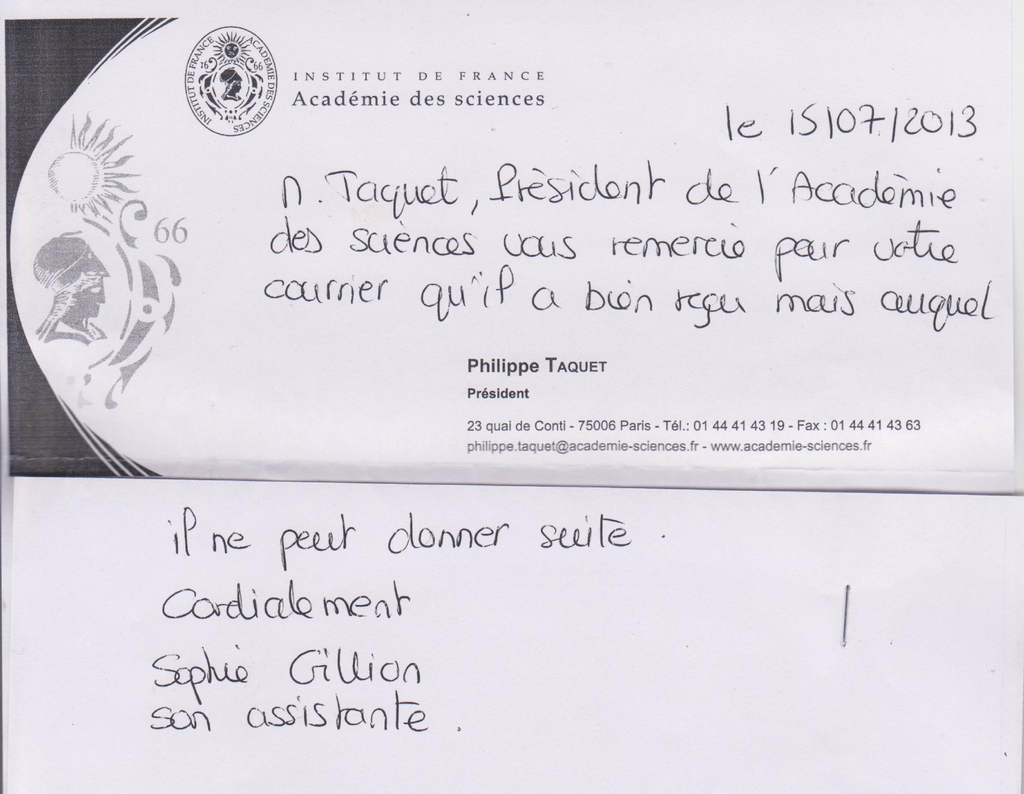 Lettre ouverte à l'Académie des Sciences 88512873_o