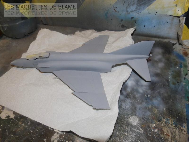 MCDONNELL DOUGLAS F-4S PHANTOM II, WFMA-232 US MARINE CORPS 1987 [italeri 1/72] - Page 2 109617630