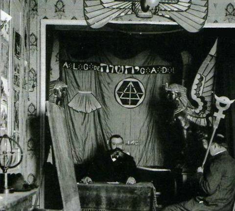 Primera reunión del Supremo Consejo de la Orden Martinista 1891 89799354_o