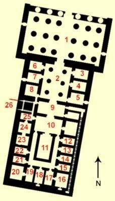 Le temple d'horus serait construit comme un micro-processeur !!! 64779644_p