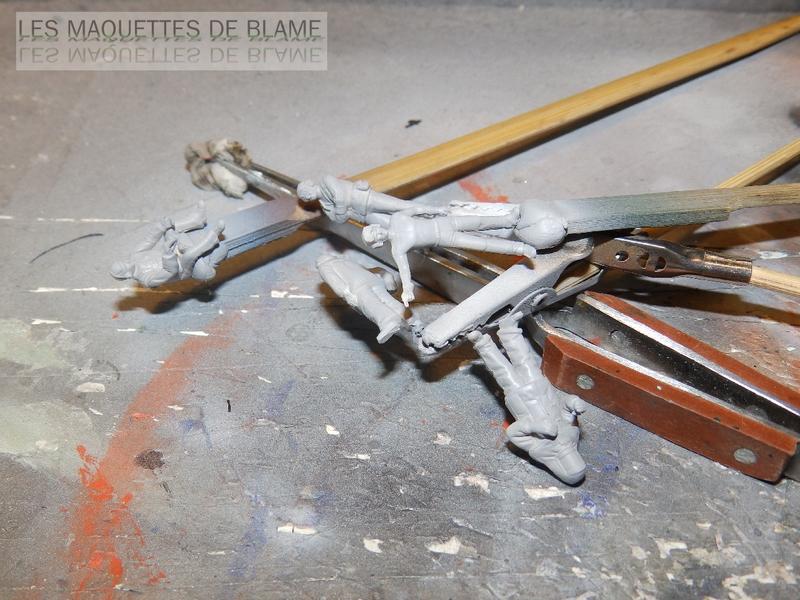 DIORAMA ATTENTION À LA FUITE (A7-A CORSAIR 2 VA-153 BLUE TAIL FLIES)!!!! 115180941