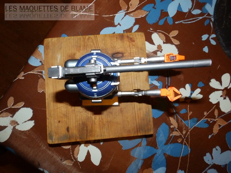 RB-79 MOBILE POD BALL VER.KA (BANDAI) [peinture externe bleu métal] RG 1/100 114045828