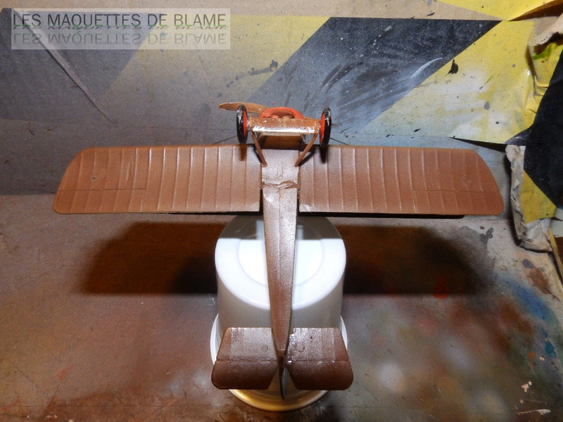 SOPWITH CAMEL F-1 [1/72] (N°3 NAVAL SQN, ROYAL NAVAL AIR SERVICE WALMER, DECEMBRE 1917) 116937647