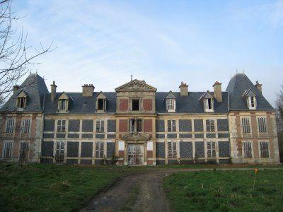 2008 - Incendie du château de Montgeon à Caucriauville 37496966_p