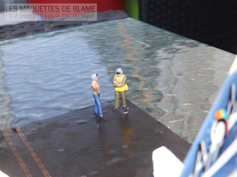DIORAMA ATTENTION À LA FUITE (A7-A CORSAIR 2 VA-153 BLUE TAIL FLIES)!!!! 115181993
