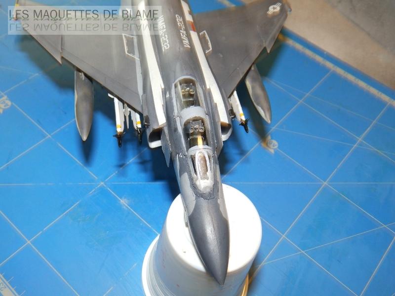 MCDONNELL DOUGLAS F-4S PHANTOM II, WFMA-232 US MARINE CORPS 1987 [italeri 1/72] - Page 2 110060127