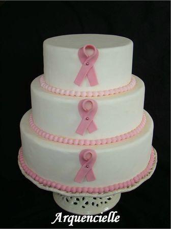 Octobre Rose - Soutenir le cancer du sein Logo ruban rose 80161037_p