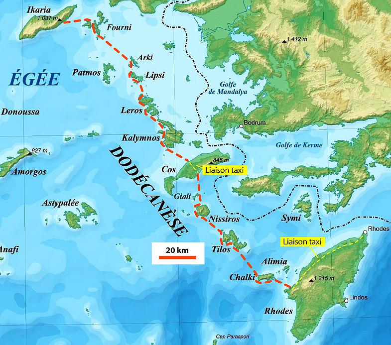Trip itinérant en Grèce (Dodecanese) - vacances de Toussaint - 108669711_o