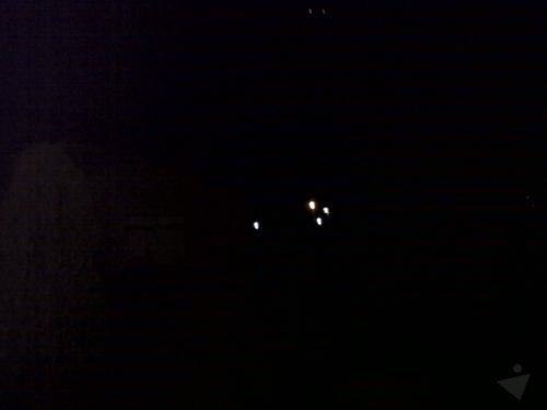 2012: le 05/11 à 04H30 - 3 lumières en triangle Lumière étrange dans le ciel  - saint-Ave (56)  63998993