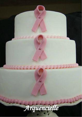 Octobre Rose - Soutenir le cancer du sein Logo ruban rose 80161040_p