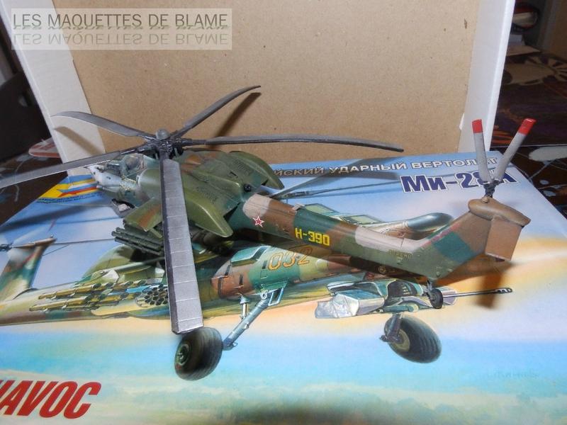 MIL MI-28A HAVOC PROTOTYPE NO32 (ZVEZDA) 1/72 111744094