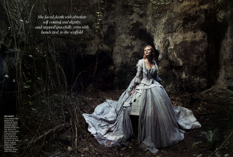 mode - Marie-Antoinette muse de la Mode  54162165