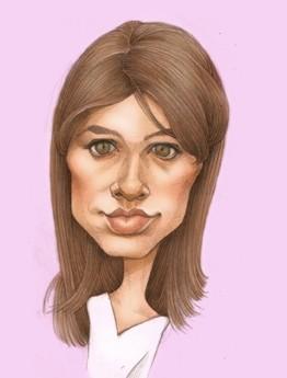 Caricatures de Françoise Hardy 21965942