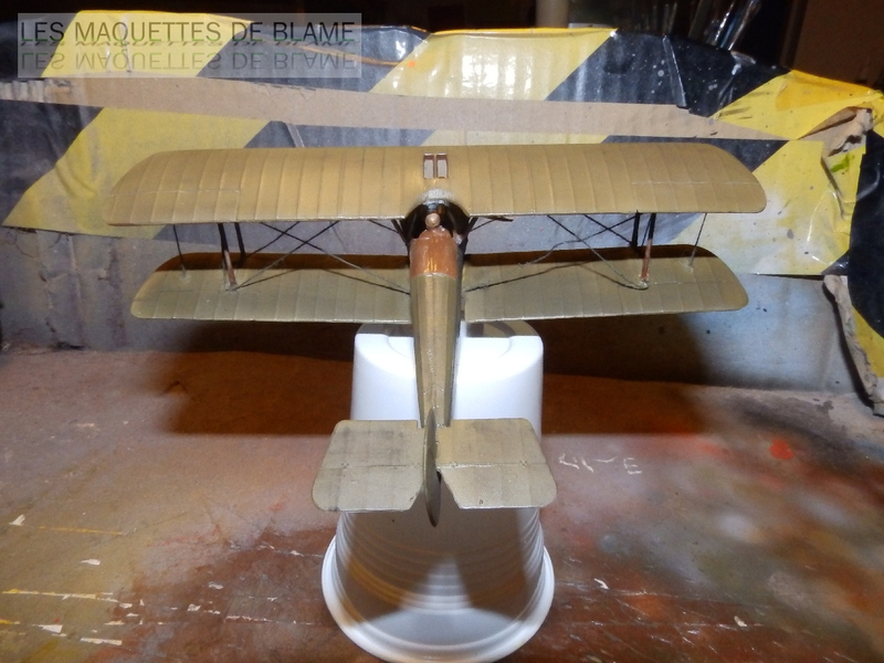 SOPWITH CAMEL F-1 [1/72] (N°3 NAVAL SQN, ROYAL NAVAL AIR SERVICE WALMER, DECEMBRE 1917) 116937693