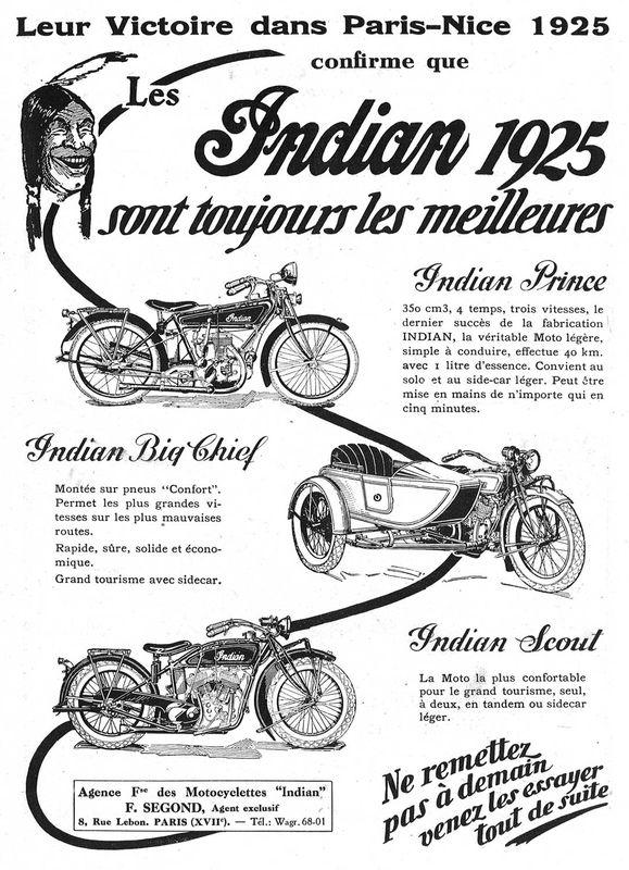 affiches anciennes ou pubs indian 50927358