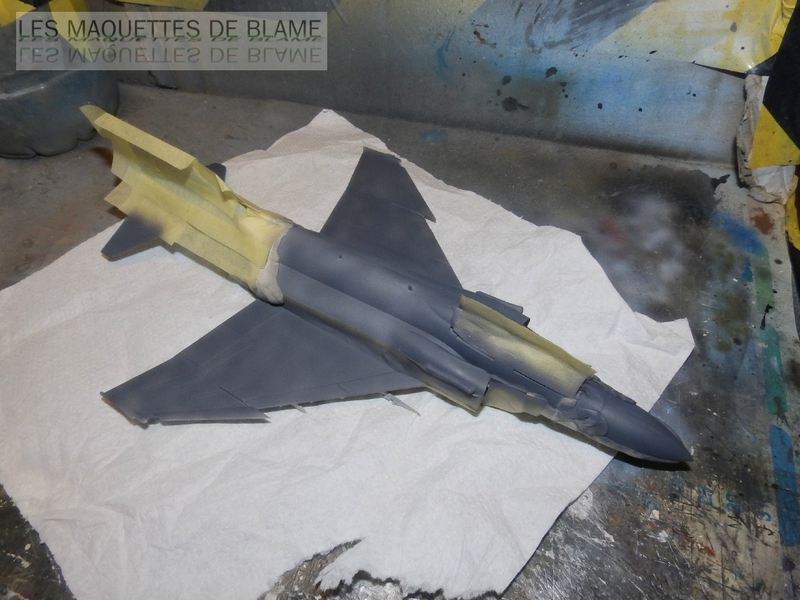 MCDONNELL DOUGLAS F-4S PHANTOM II, WFMA-232 US MARINE CORPS 1987 [italeri 1/72] - Page 2 109617886