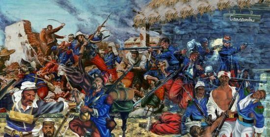 30 Avril 1863… Il y a 150 ans :  CAMERONE 85725855_p