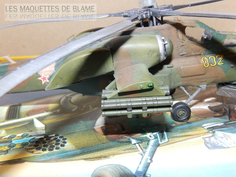 MIL MI-28A HAVOC PROTOTYPE NO32 (ZVEZDA) 1/72 111744127