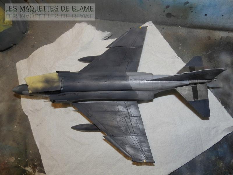 MCDONNELL DOUGLAS F-4S PHANTOM II, WFMA-232 US MARINE CORPS 1987 [italeri 1/72] - Page 2 109857325