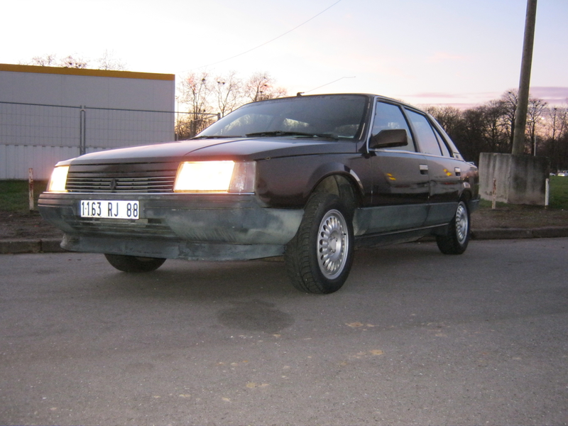 Ma Renault 25 GTX ABS 1986  92344512