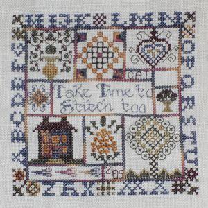Take Time to Stitch Too de Jeannette Douglas 82167692_p