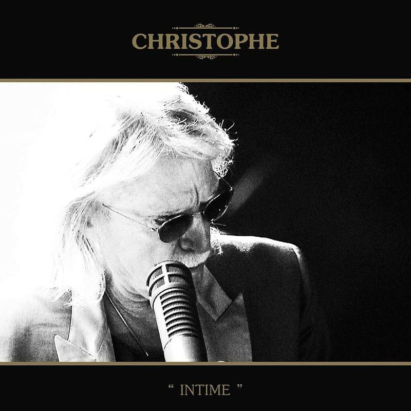 Christophe - Intime au théâtre Antoine (4 extraits) 95200069