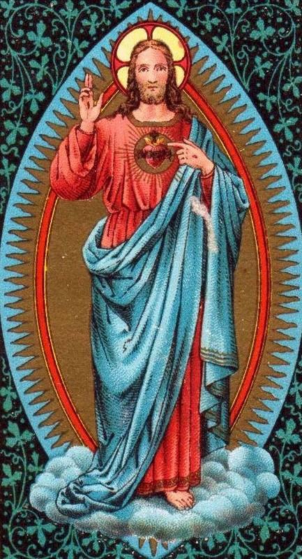 FETE DU SACRE COEUR DE JESUS 19378704