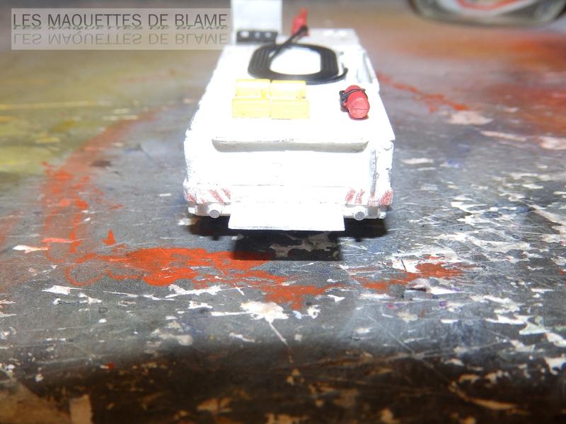 DIORAMA ATTENTION À LA FUITE (A7-A CORSAIR 2 VA-153 BLUE TAIL FLIES)!!!! 115180745