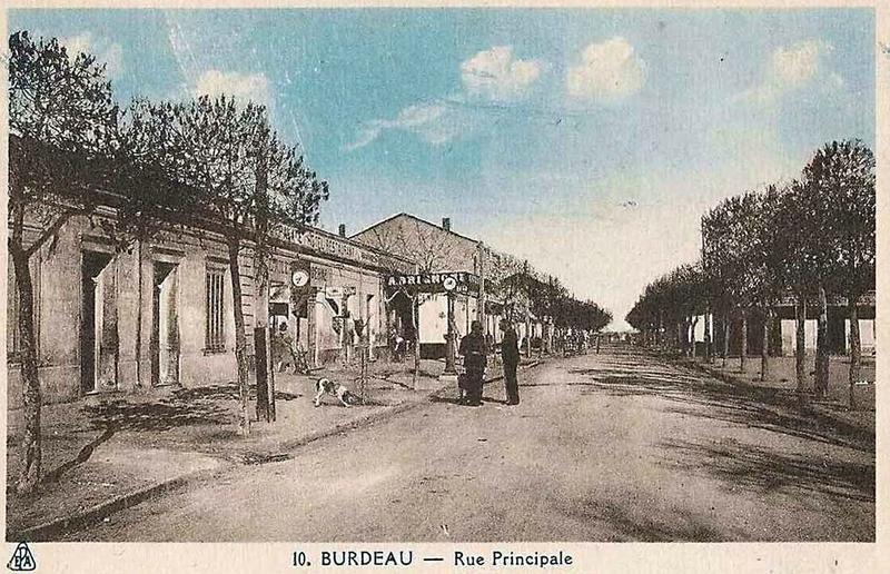 BURDEAU en Algérie Française 92581648