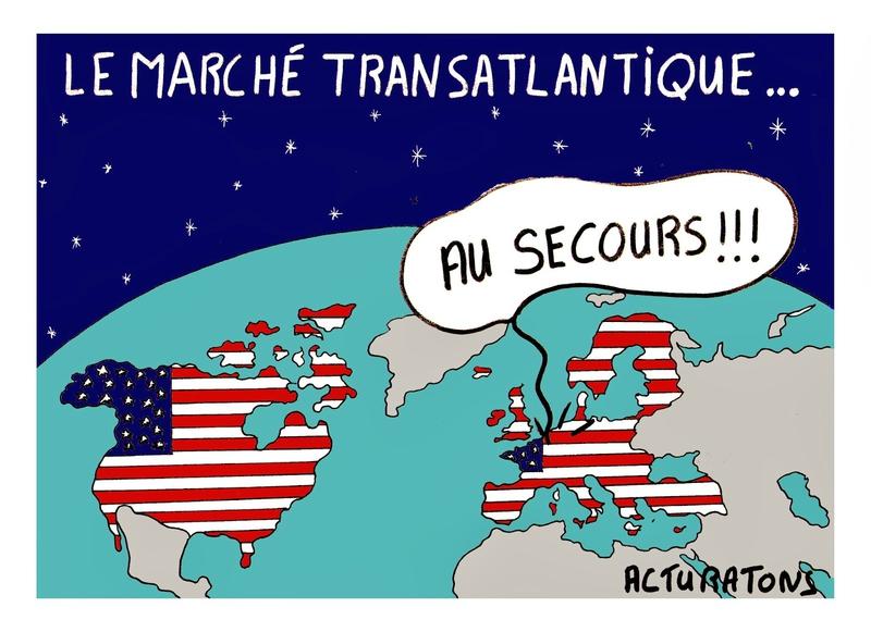 Europe, Trilatérale, mondialisme, soyez un conspirationniste : tôt ou tard, vous serez forcément dans le vrai 95073628