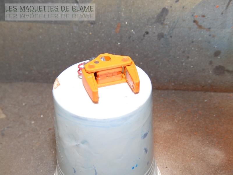 RB-79 MOBILE POD BALL VER.KA (BANDAI) [peinture externe bleu métal] RG 1/100 113845560