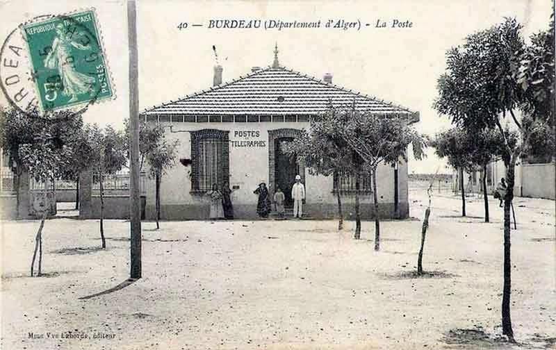 BURDEAU en Algérie Française 92581362