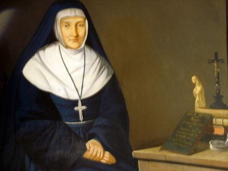 3 octobre Sainte Jeanne Emilie de Villeneuve 41470215_p
