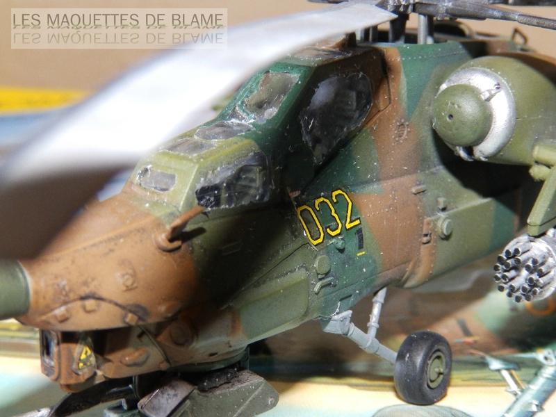 MIL MI-28A HAVOC PROTOTYPE NO32 (ZVEZDA) 1/72 111744112