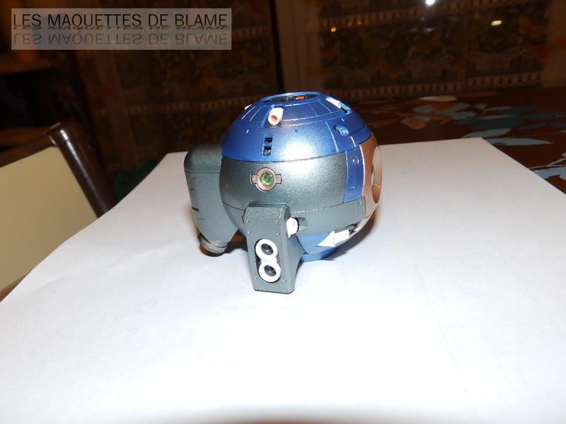 RB-79 MOBILE POD BALL VER.KA (BANDAI) [peinture externe bleu métal] RG 1/100 113628553