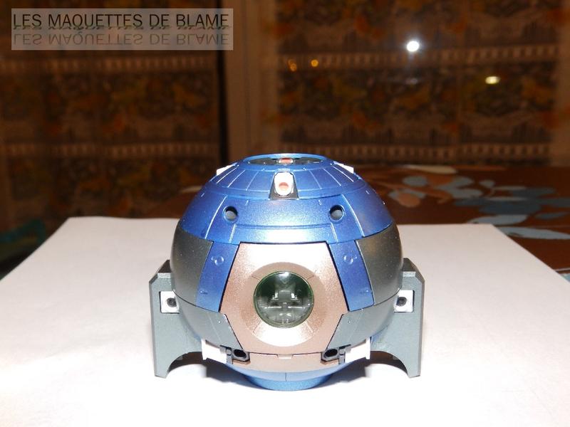 RB-79 MOBILE POD BALL VER.KA (BANDAI) [peinture externe bleu métal] RG 1/100 113628564