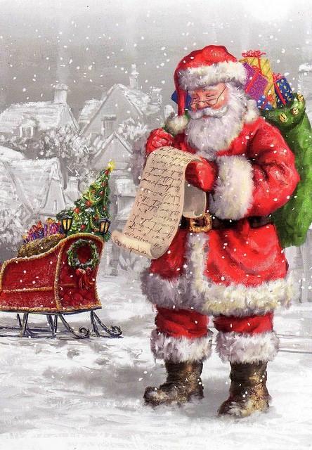 Le père Noël ammène sa hotte remplie de cadeaux pour tous les enfants sages! 81926076_o