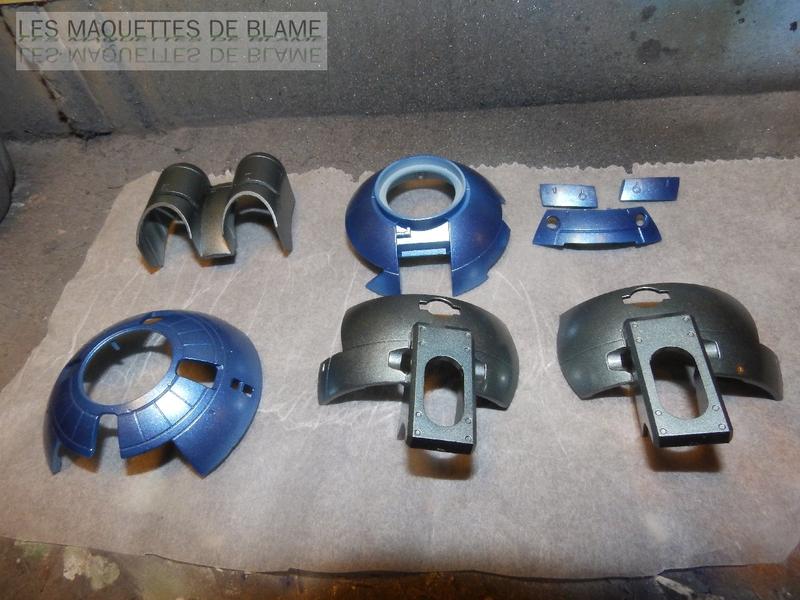 RB-79 MOBILE POD BALL VER.KA (BANDAI) [peinture externe bleu métal] RG 1/100 113628526
