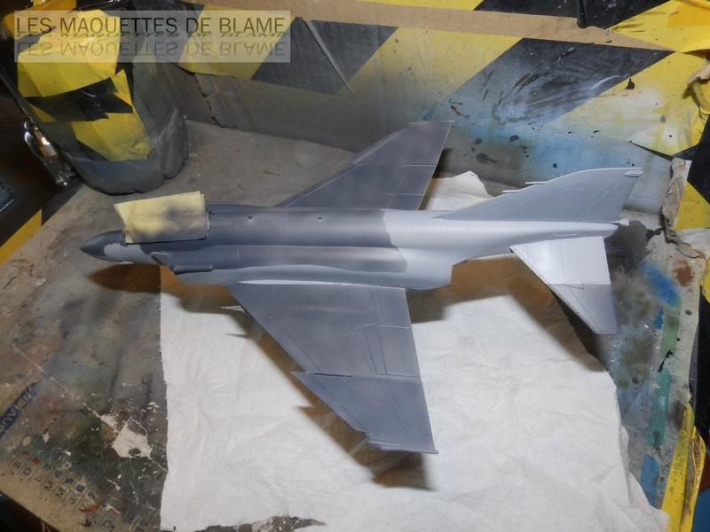 MCDONNELL DOUGLAS F-4S PHANTOM II, WFMA-232 US MARINE CORPS 1987 [italeri 1/72] - Page 2 109617895