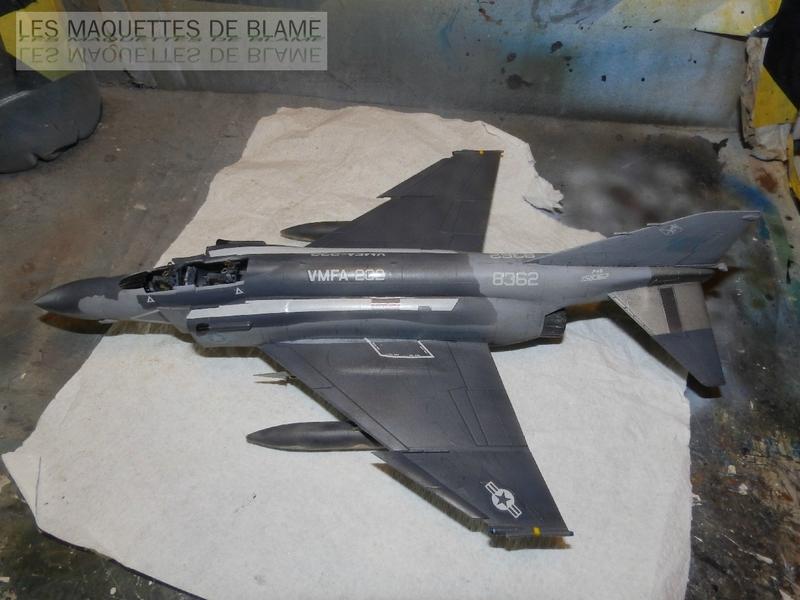 MCDONNELL DOUGLAS F-4S PHANTOM II, WFMA-232 US MARINE CORPS 1987 [italeri 1/72] - Page 2 110059429